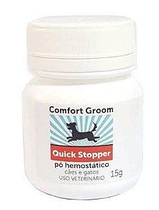 Estanca Sangue - Pó Hemostático 15Gr - Comfort Groom