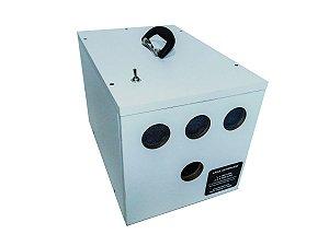 Caixa Acústica Antirruído Para Soprador