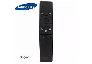 Controle Remoto Tv Samsung 4k Mu6100 Mu6300 Original Novo
