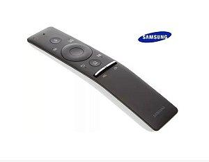 Controle Remoto Smart Tv Samsung 4k Bn59-01274a Comando Voz