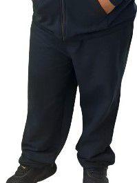 Calça Plus Size Masculina Moletom Bigmen
