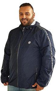 Jaqueta Corta Vento Plus Size Masculina Gangster