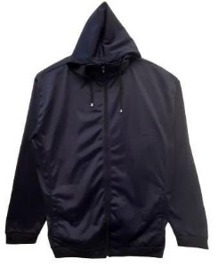 Jaqueta  Corta Vento Capuz G5 Masculina Plus Size