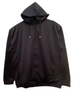 Jaqueta  Corta Vento Capuz G10  Masculina Plus Size