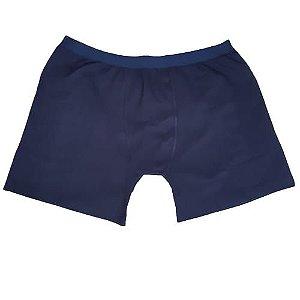 Cueca Masculina Plus Size Boxer  Algodão com Elastano 52  ao 70
