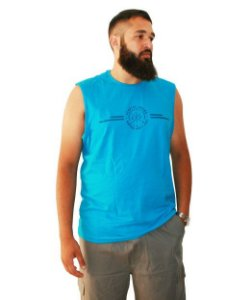 Regata Machão Plus Size Masculina Genuine Brand