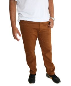Calça Masculina Plus Size Colors