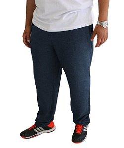 Calça Masculina Plus Size Moletom BigMen