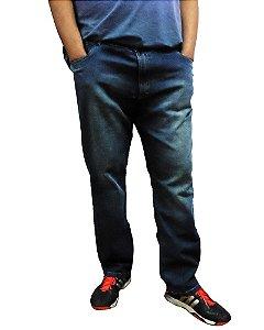 Calca Jeans Estonada Plus Size Masculina Bigmen