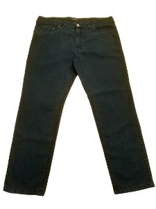 Calça Masculina Plus Size Jeans Básica Sujinha Shyros/Bigmen