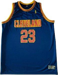 Camiseta Regata Plus Size Masculina Basquete Cleveland