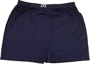 Cueca Masculina Plus Size Preta Boxer Microfibra sem costura Trifil