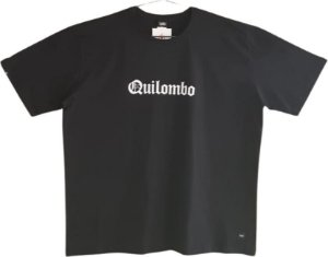 Camiseta Chronic Masculina Plus Size Quilombo