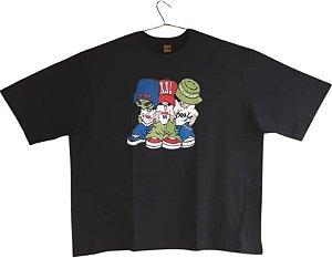Camiseta XXL Masculina Plus Size