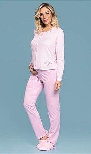 Pijama Plus Size Mensageiro dos sonhos