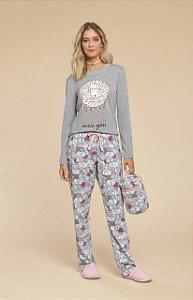 Pijama Inverno Mensageiro dos Sonhos