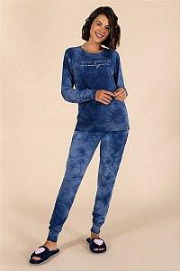 Pijama em Algodão Mensageiro dos Sonhos