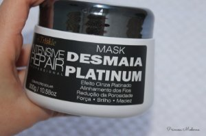 Mask Desmaia Platinum 300g