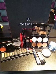 Kit Maquiagem Mia Make completo