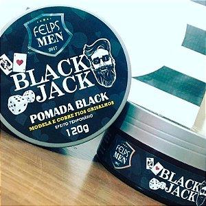 POMADA BLACK COBRE FIOS GRISALHOS 120G