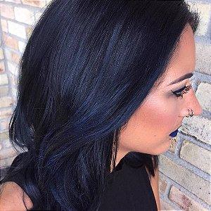 Triskle cosméticos coloração 2.8 preto azulado
