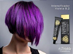 Triskle cosméticos coloração 0.2 violeta