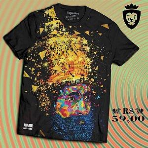 Camiseta HAILE SELASSIE I IMPERIAL