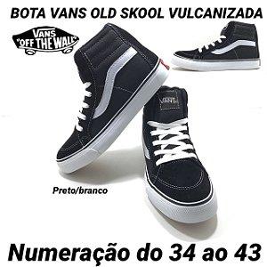 Bota Vans Old Skool Vulcanizada Unisex