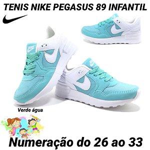 Tênis Nike Pegasus 89 Infantil