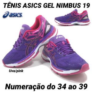 Tênis Asics Gel Nimbus 19 Feminino