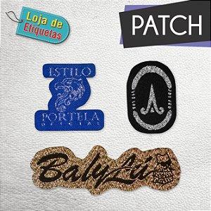 Patch Bordado - Com Brilho (Lurex) (1.000 peças)