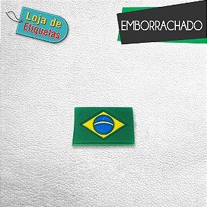 Emborrachado - Bandeira Brasil