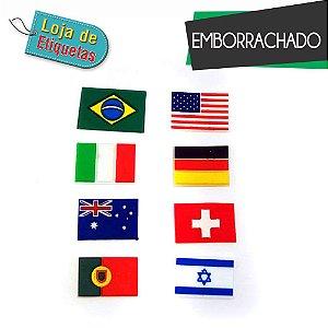 Emborrachado - Bandeiras Países