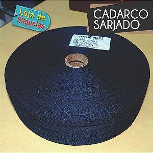 CADARÇO SARJADO - POLIÉSTER AZUL MARINHO