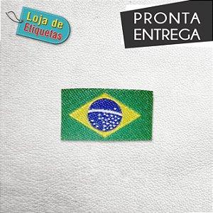 PATCH BRASIL - 100 peças + Carta Reg.