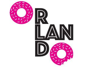 Camiseta Orlando Donuts