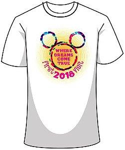 Camiseta - Disney 2018