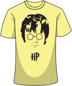 Camiseta Harry Porter