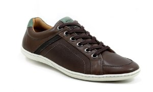 Sapatênis Casual Masculino Outlet Sthill Orlandelli  Marron OR615L1