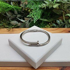 Bracelete Prego Prata