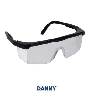 Óculos de Proteção Incolor RJ FENIX DA14500