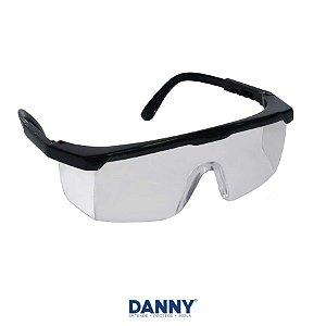 Óculos de Proteção ANTI-EMBAÇANTE  Incolor RJ FENIX DA14500