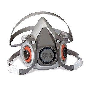 Máscara Semi Facial 3M modelo 6200