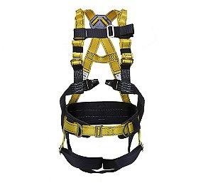 Cinturão tipo Paraquedista para Eletricista 4 Pontos de Ancoragem VICSA VIC26423