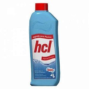 Algicida Choque 1lt Hidroall