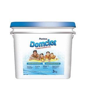 Cloro 3kg Domclor