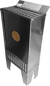 Sauna Seca 6KW c/ Quadro Digital Impercap