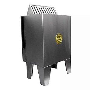 Sauna Seca 7,5KW c/ Quadro Digital Impercap