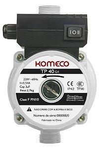 Minibomba TP 40 G4 Ferro Komeco