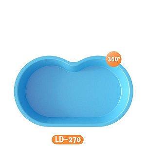 Piscina de Fibra Infantil LD-270 Líder